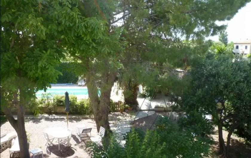 Location de vacances - Maison - Villa à Coursan