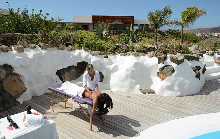 Location de vacances - Villa à Lajares