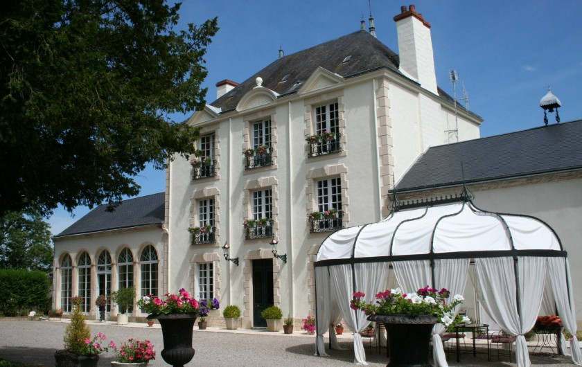 Le Manoir Saint - Pierre