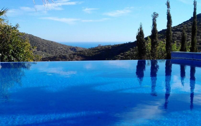 Location de vacances - Gîte à Vélez-Málaga - A DEBORDEMENT