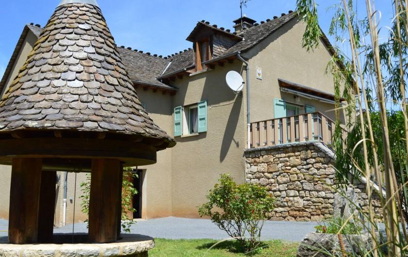 Location de vacances - Villa à Quézac