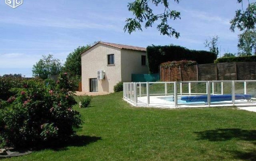 Location de vacances - Villa à Marsaneix
