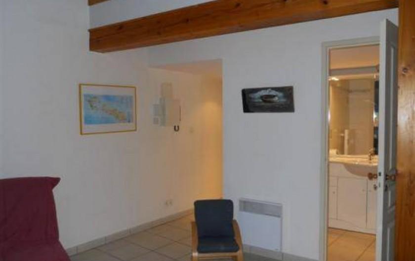 Location de vacances - Appartement à La Flotte