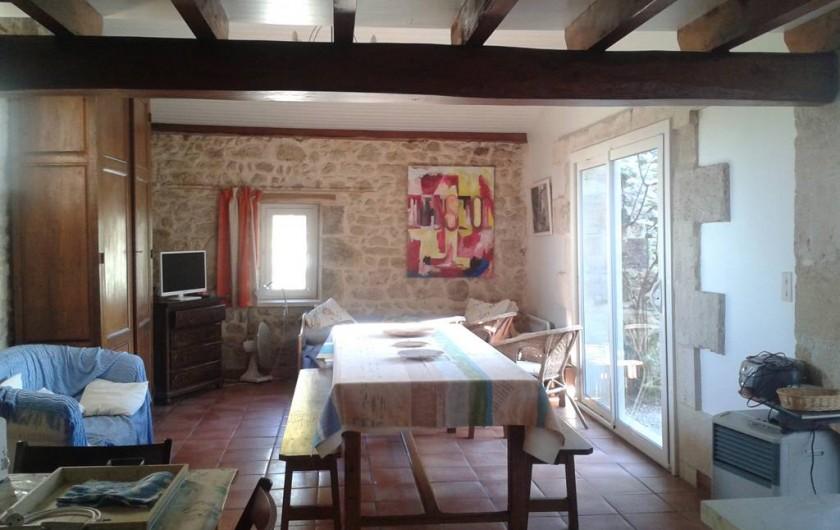 Location de vacances - Maison - Villa à Génissac