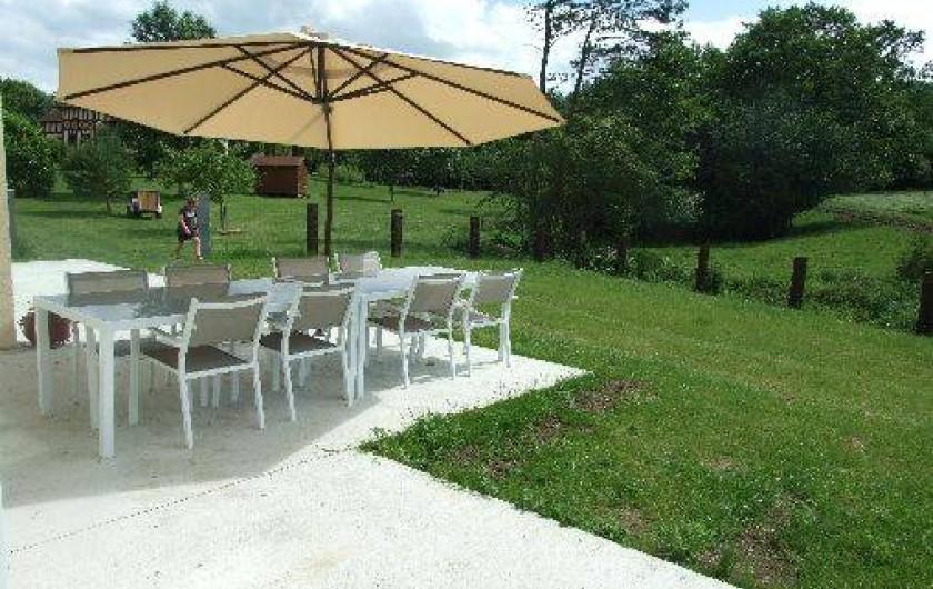 Location de vacances - Villa à Danestal