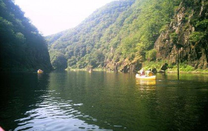 Location de vacances - Camping à Lanobre