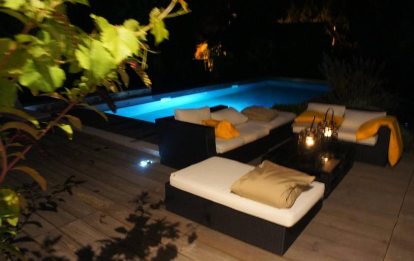Location de vacances - Chambre d'hôtes à Hostens