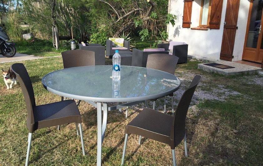 Location de vacances - Villa à Calvi - Exterieur
