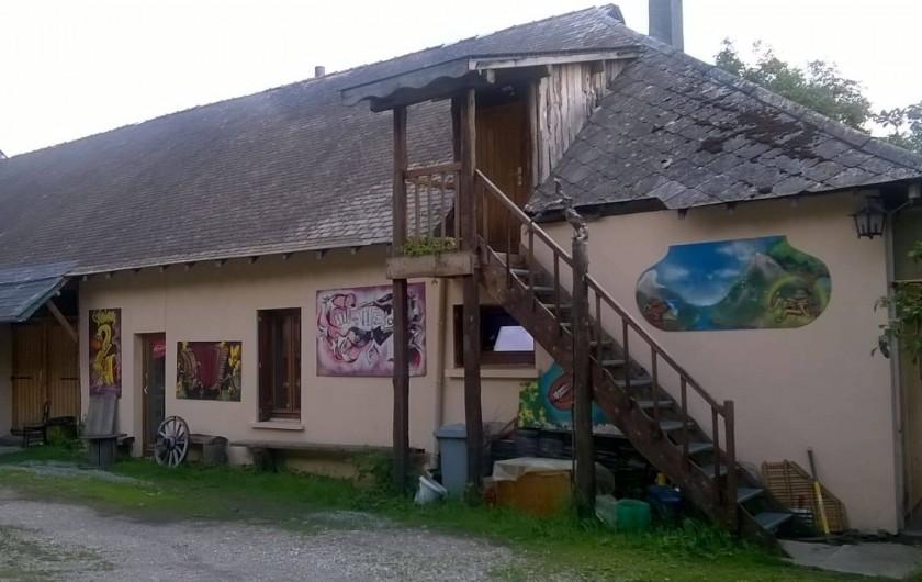 Location de vacances - Gîte à Buissard