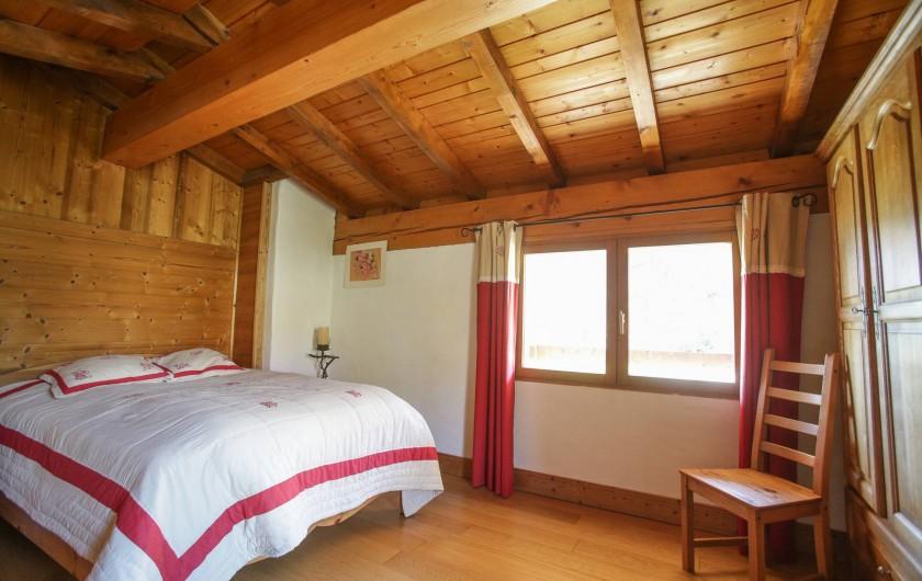 Location de vacances - Chalet à Tignes - Chambre 2 Etage