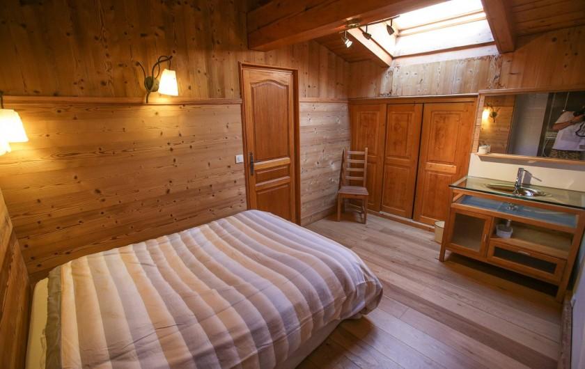 Location de vacances - Chalet à Tignes - Chambre 4 Etage