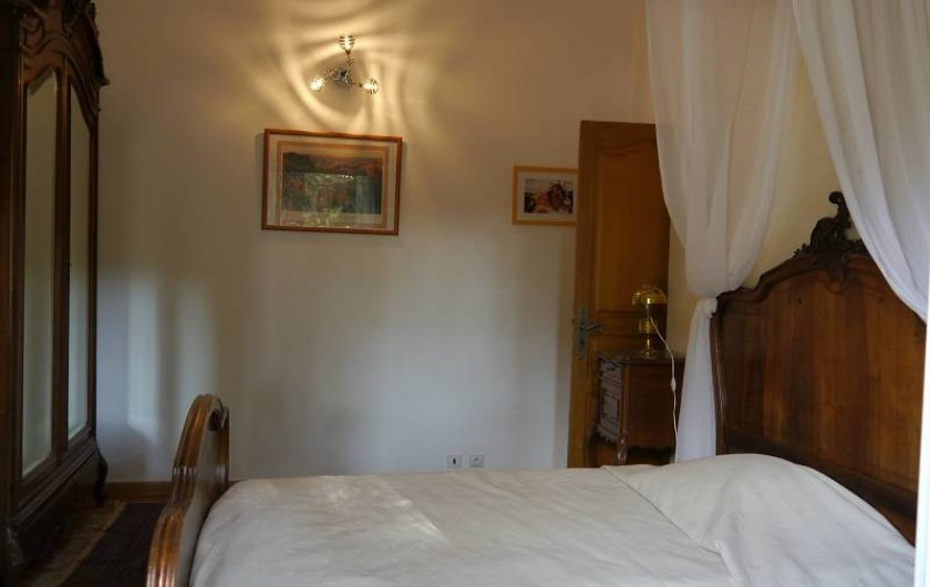 Location de vacances - Villa à Le Plan-de-la-Tour - chambre