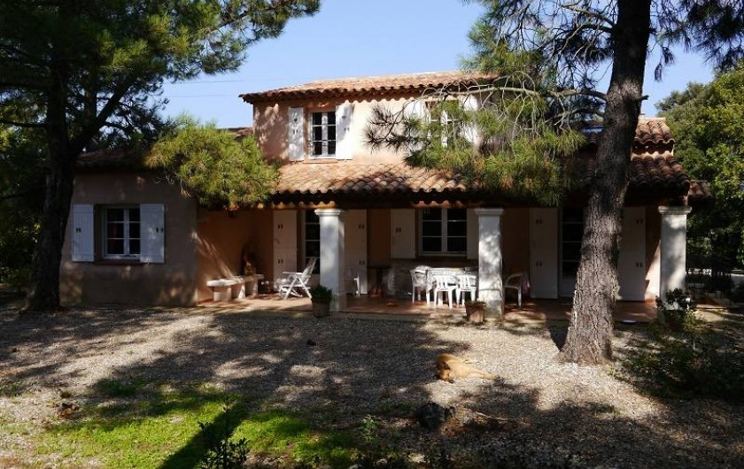 Location de vacances - Villa à Le Plan-de-la-Tour - villa