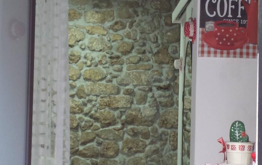 Location de vacances - Studio à Syracuse - Entrée cuisine