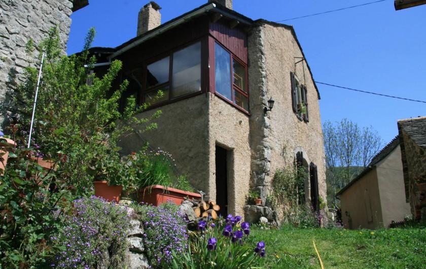 Location de vacances - Chambre d'hôtes à Meyrueis - Maison  d'hôtes
