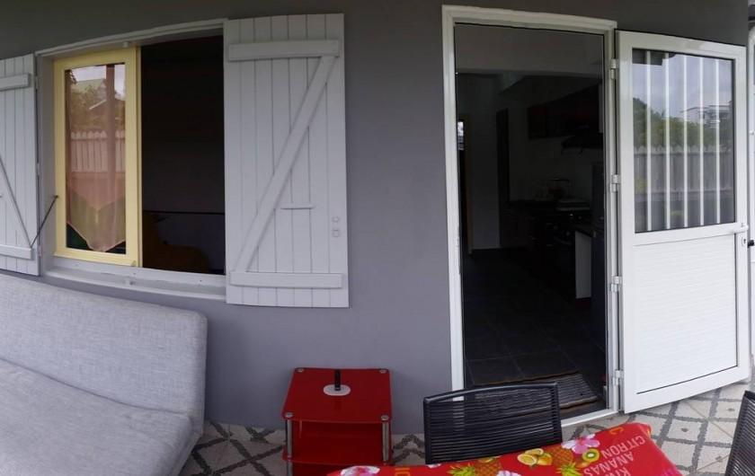 Location de vacances - Appartement à Le Tampon