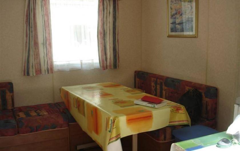 """Location de vacances - Bungalow - Mobilhome à Kervoyal - s""""jour"""