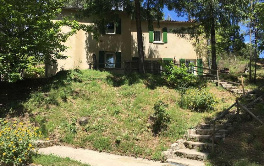 Location de vacances - Gîte à Saint-Jean-du-Gard