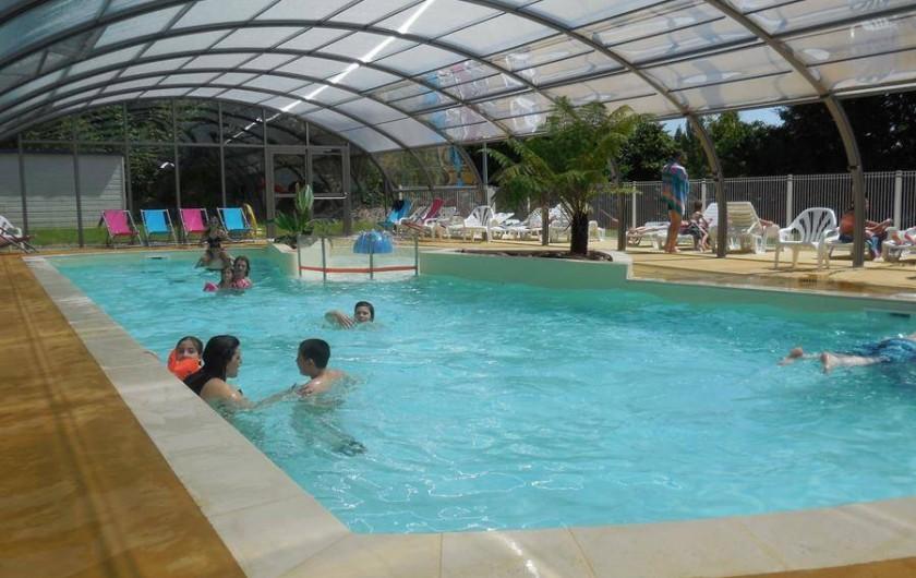 Location de vacances - Camping à Matignon