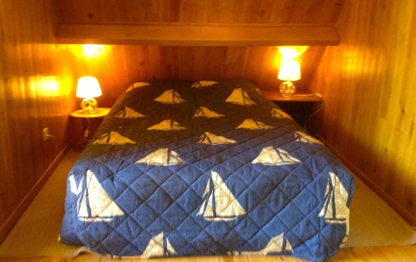 Location de vacances - Chambre d'hôtes à Poses - Chambre de deux personnes