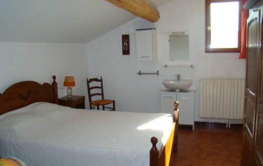 Location de vacances - Mas à Aureille - chambre 1