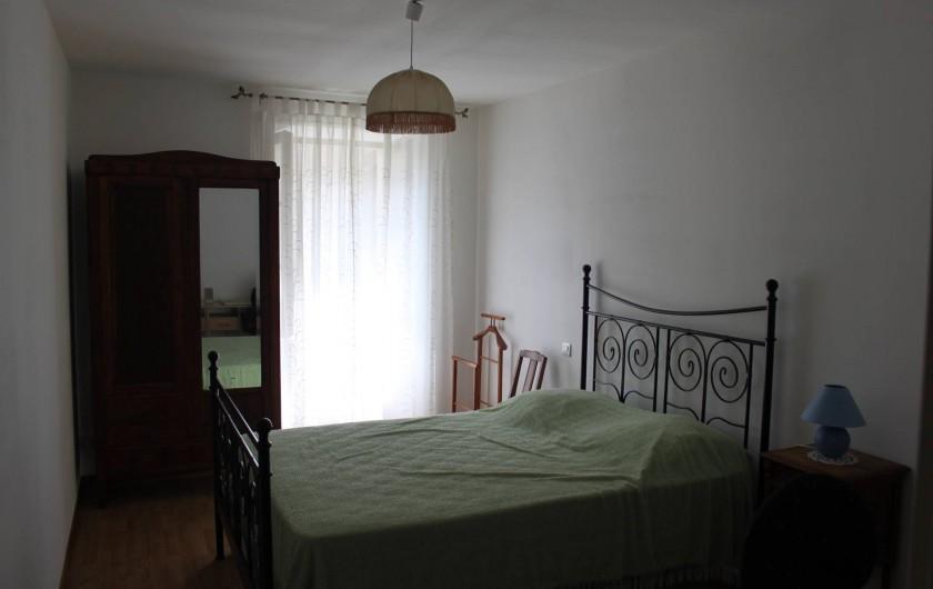 Location de vacances - Gîte à Courcelles-lès-Montbard - Chambre 2