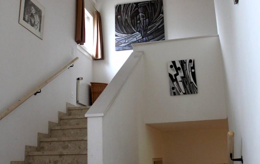 Location de vacances - Villa à Lungern - Halle d'entrée