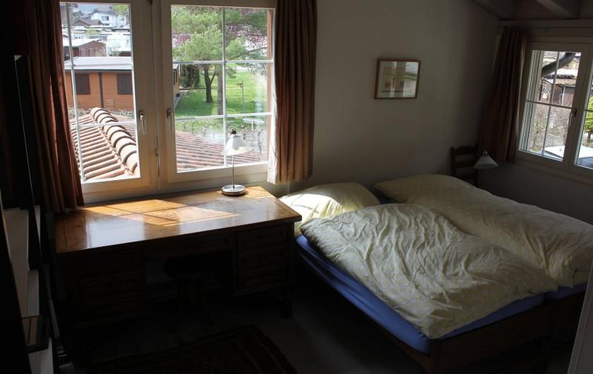 Location de vacances - Villa à Lungern - Chambre des amis