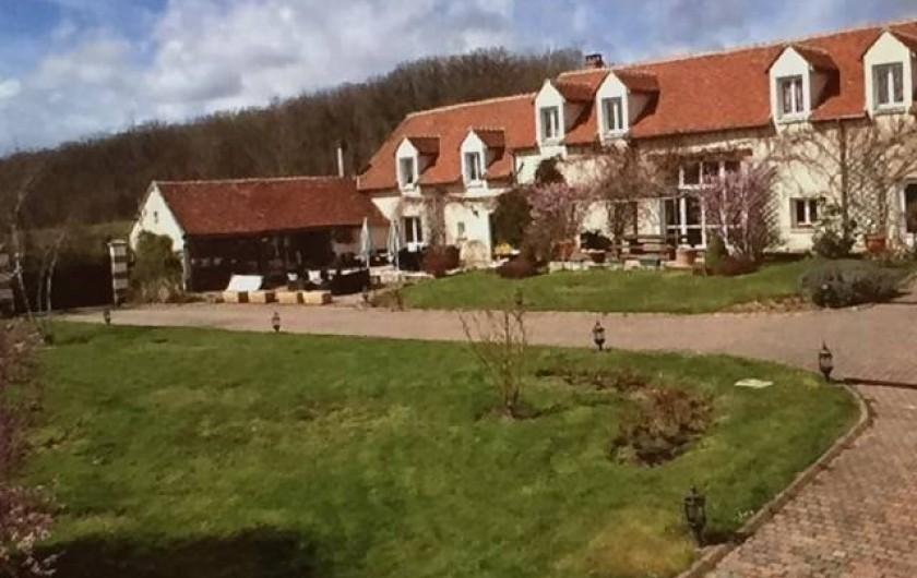 Location de vacances - Gîte à Auxerre - EXTERIEURS