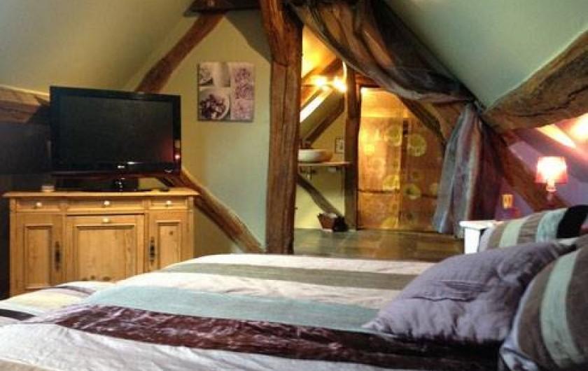 Location de vacances - Gîte à Auxerre - CHAMBRE PARENTALE