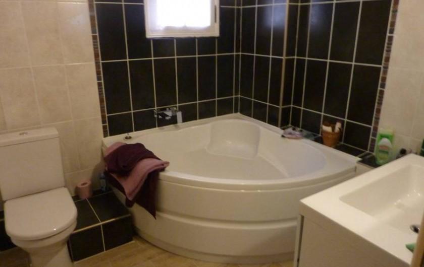 Location de vacances - Villa à Aubagne - Salle de bain