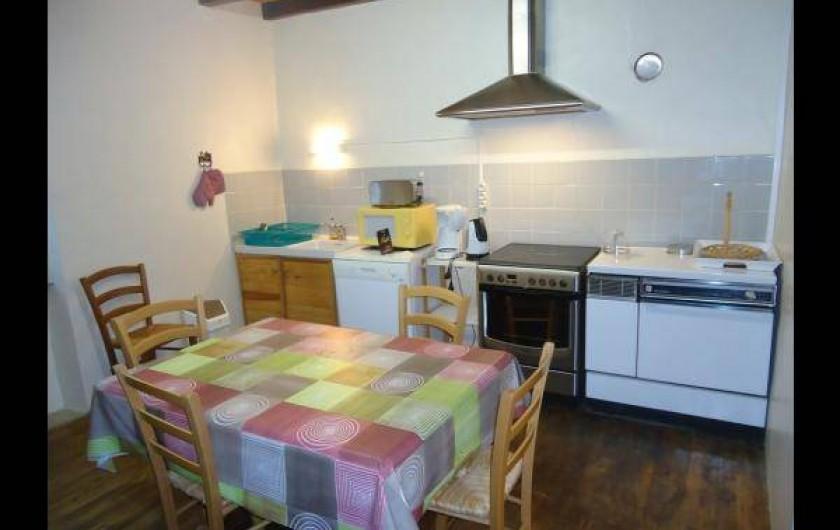Location de vacances - Maison - Villa à Saint-Oradoux-de-Chirouze