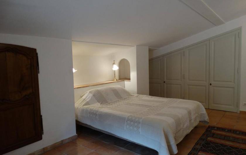 Location de vacances - Gîte à Montferrat - Grande chambre