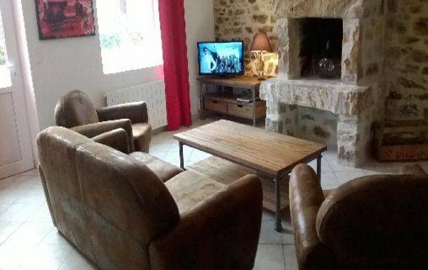 Location de vacances - Gîte à Saint-Maurice-en-Cotentin