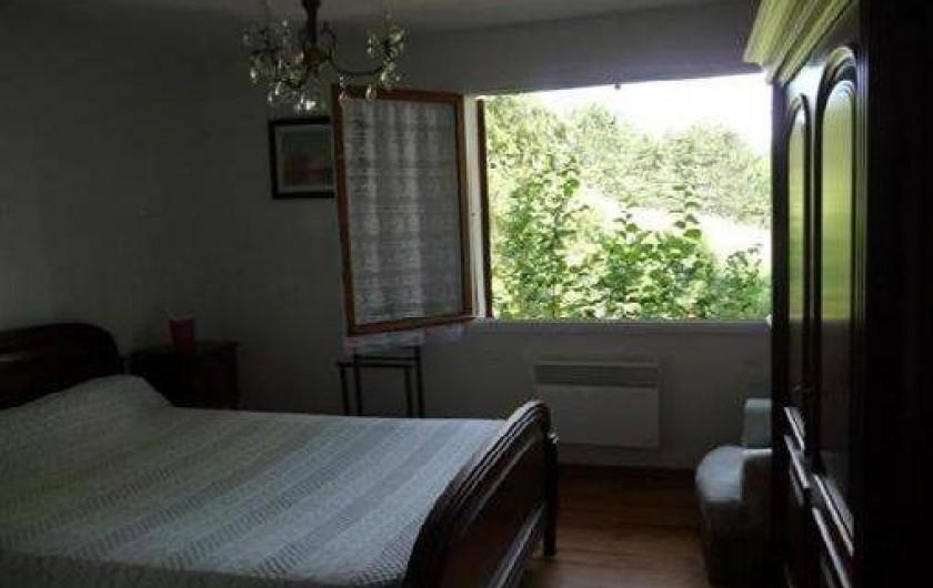 Location de vacances - Appartement à Chorges - Chambre