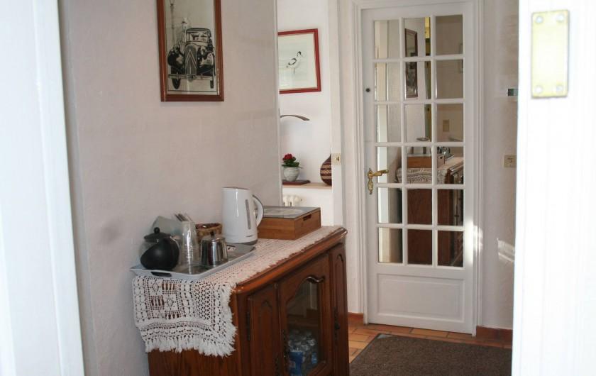 Location de vacances - Chambre d'hôtes à Ochancourt - accueil