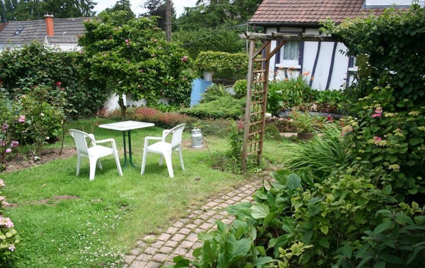 Location de vacances - Chambre d'hôtes à Ochancourt - coin relax
