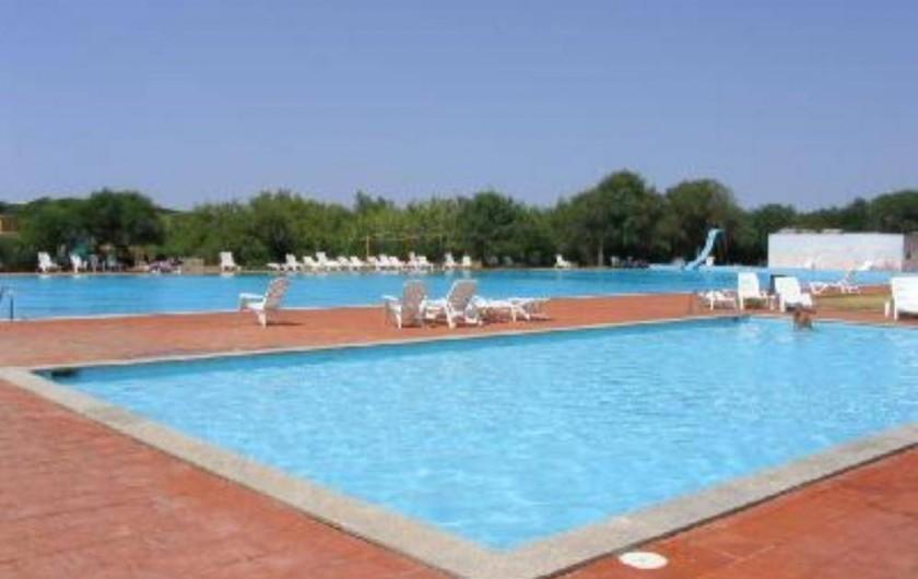 Location de vacances - Maison - Villa à Badesi - Piscine
