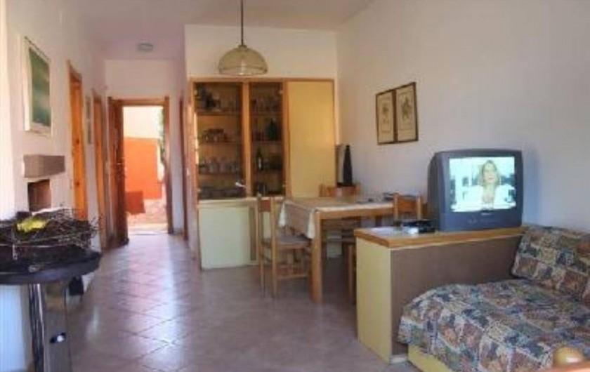 Location de vacances - Maison - Villa à Badesi - Sejour