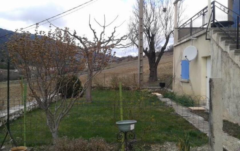 Location de vacances - Maison - Villa à La Rochette-du-Buis