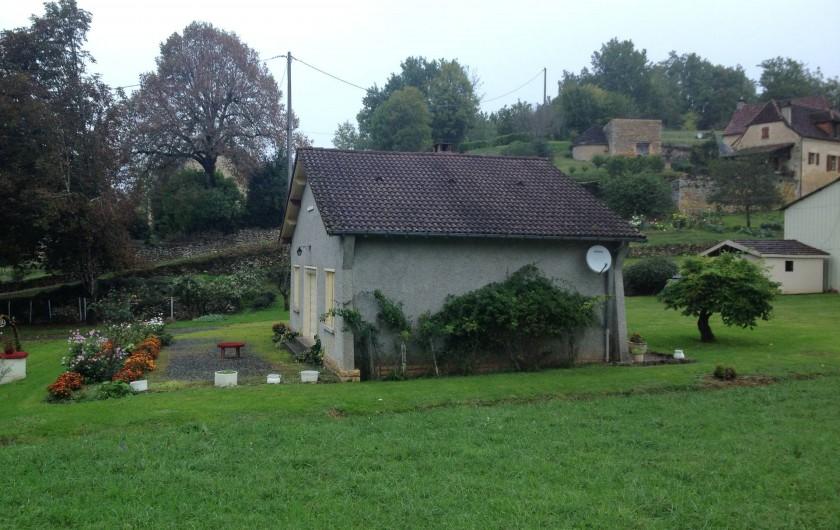 Location de vacances - Gîte à Auriac-du-Périgord - Côté Est