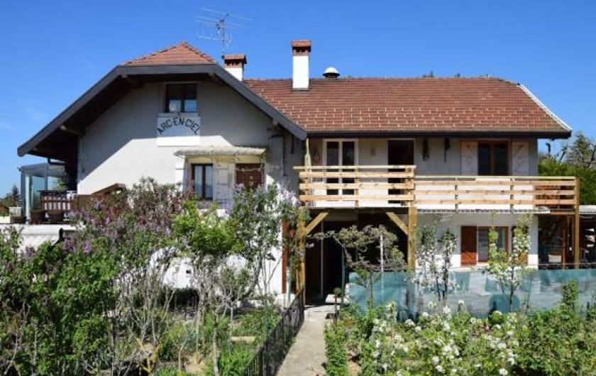 Location de vacances - Appartement à Annecy-le-Vieux