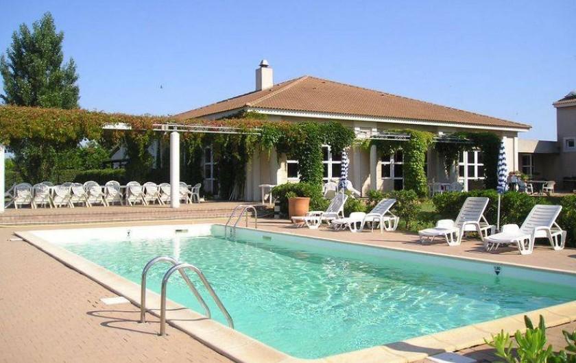 Location de vacances - Hôtel - Auberge à Fourques
