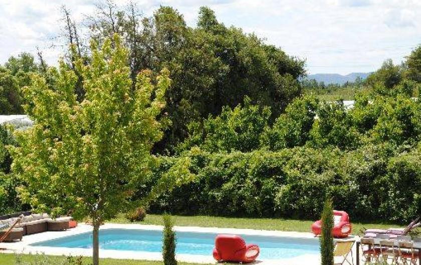 Location de vacances - Mas à Cavaillon