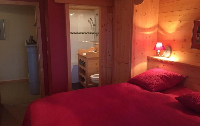 Location de vacances - Appartement à Ormont-Dessus - Chambre 1