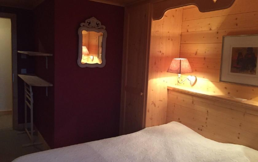 Location de vacances - Appartement à Ormont-Dessus - Chambre 2