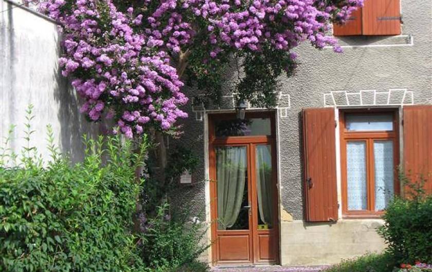 Location de vacances - Chambre d'hôtes à Saint-Macaire