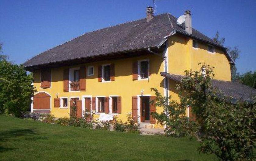 Location de vacances - Appartement à Alby-sur-Chéran