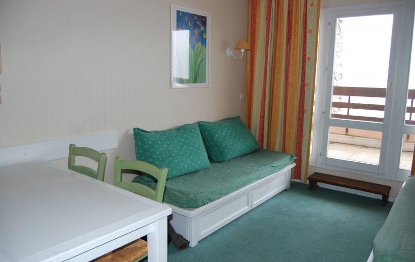 Location de vacances - Appartement à Valmeinier 1800