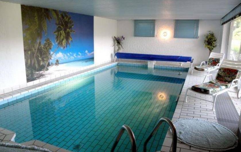 Location de vacances - Gîte à Sarrebourg